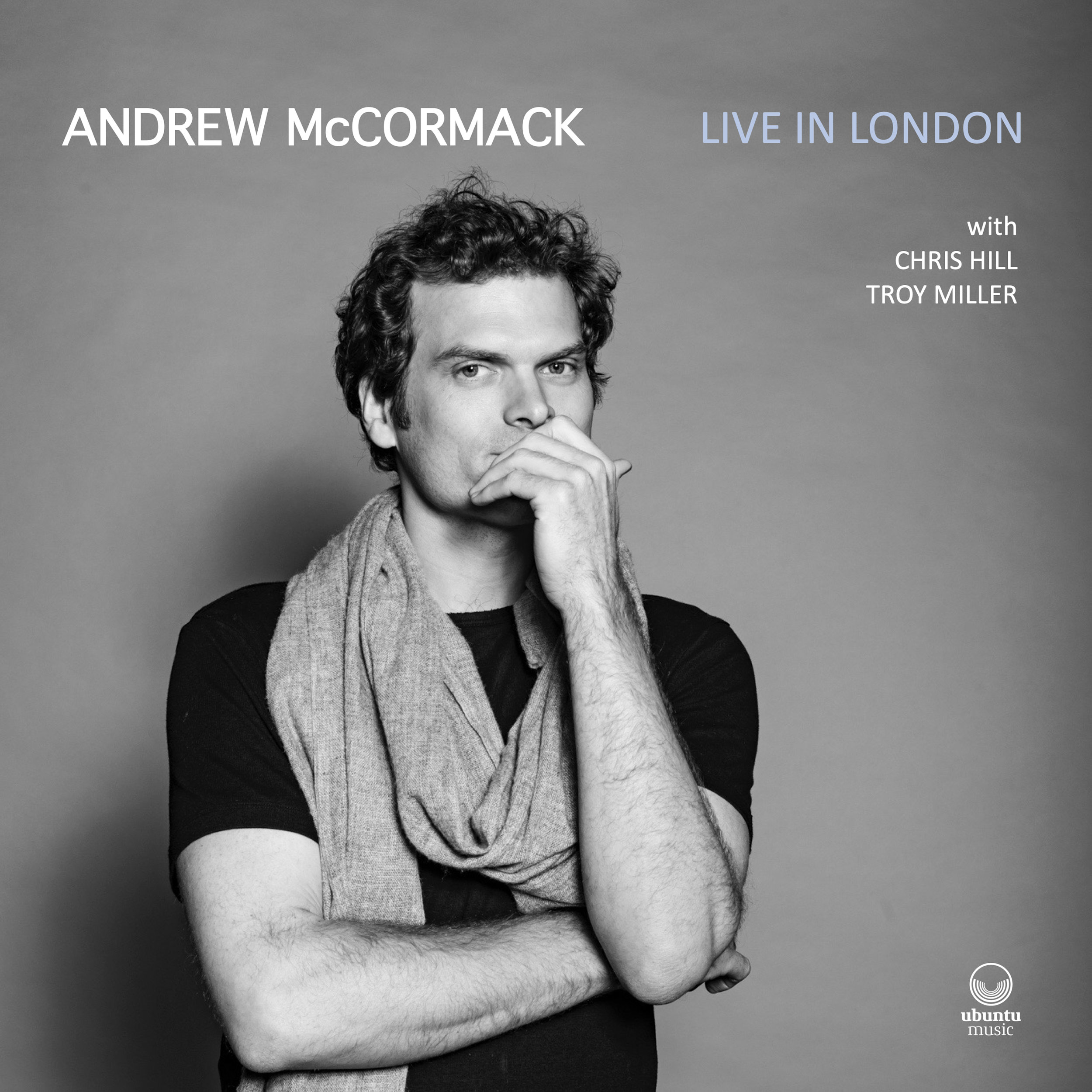 UBU0040_Andrew McCormack_Live in London Cover Final_1.8.2019.jpeg