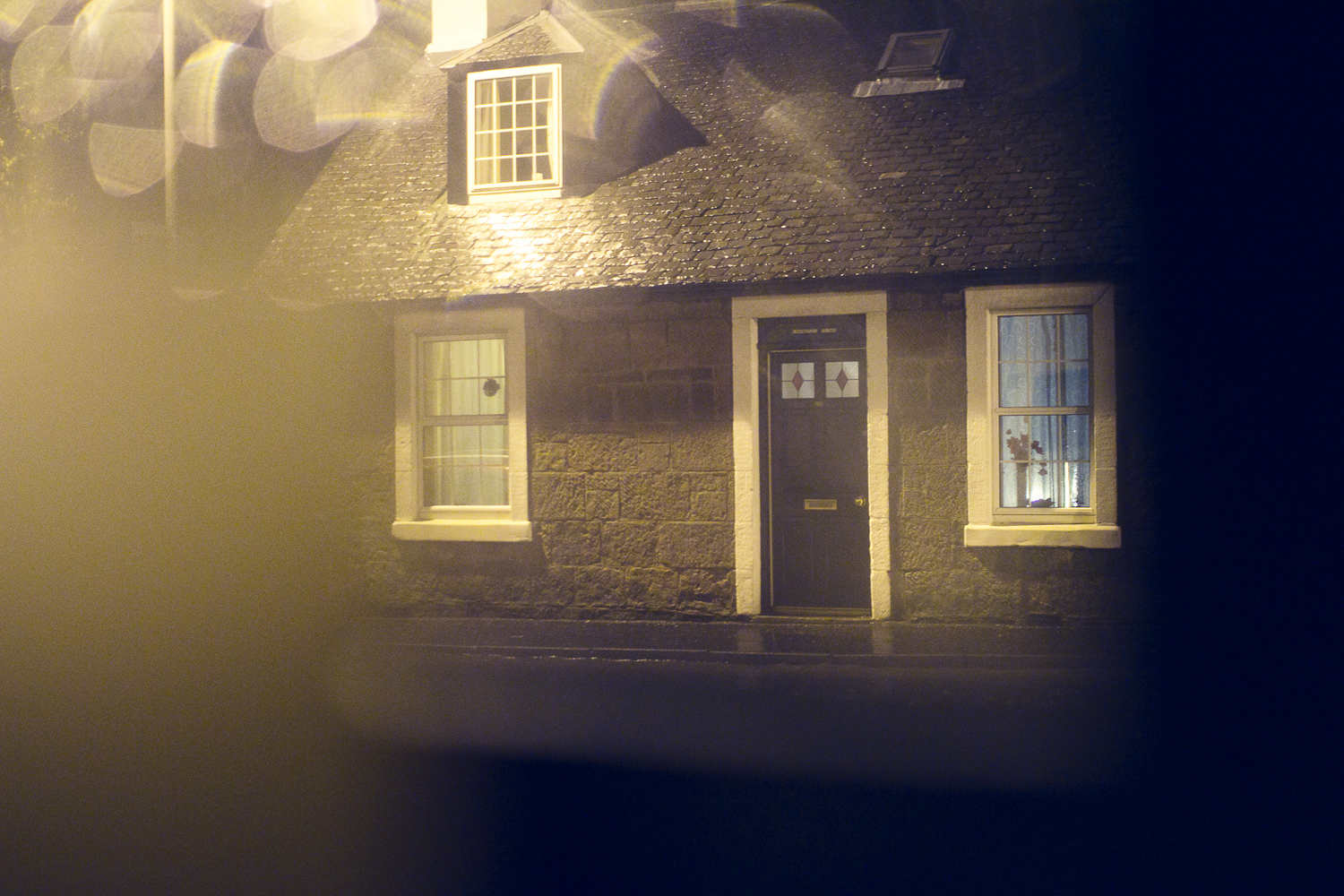 Cottage in the rain-ColinJCampbell