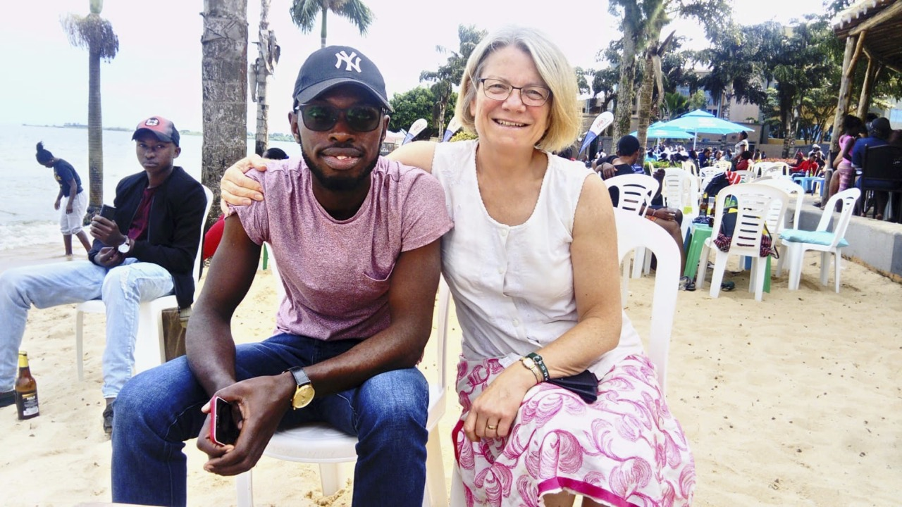 Debbie visits Uganda July 2018
