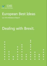 Q3 Rebalance Report