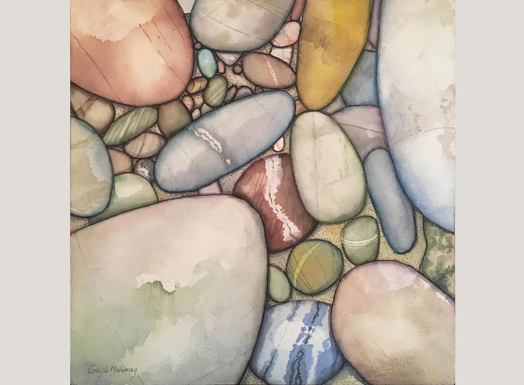 River Stones I