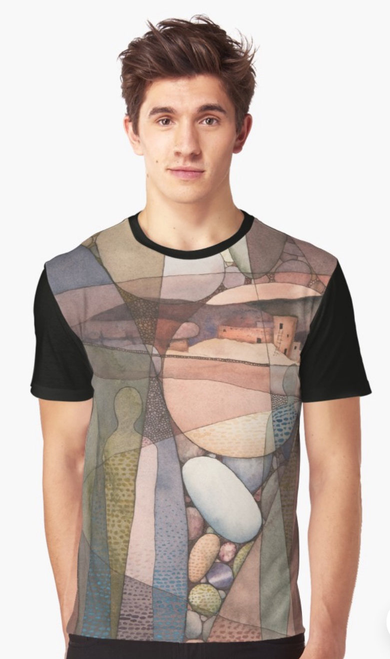 Canyon Dwellers Graphic T-Shirt