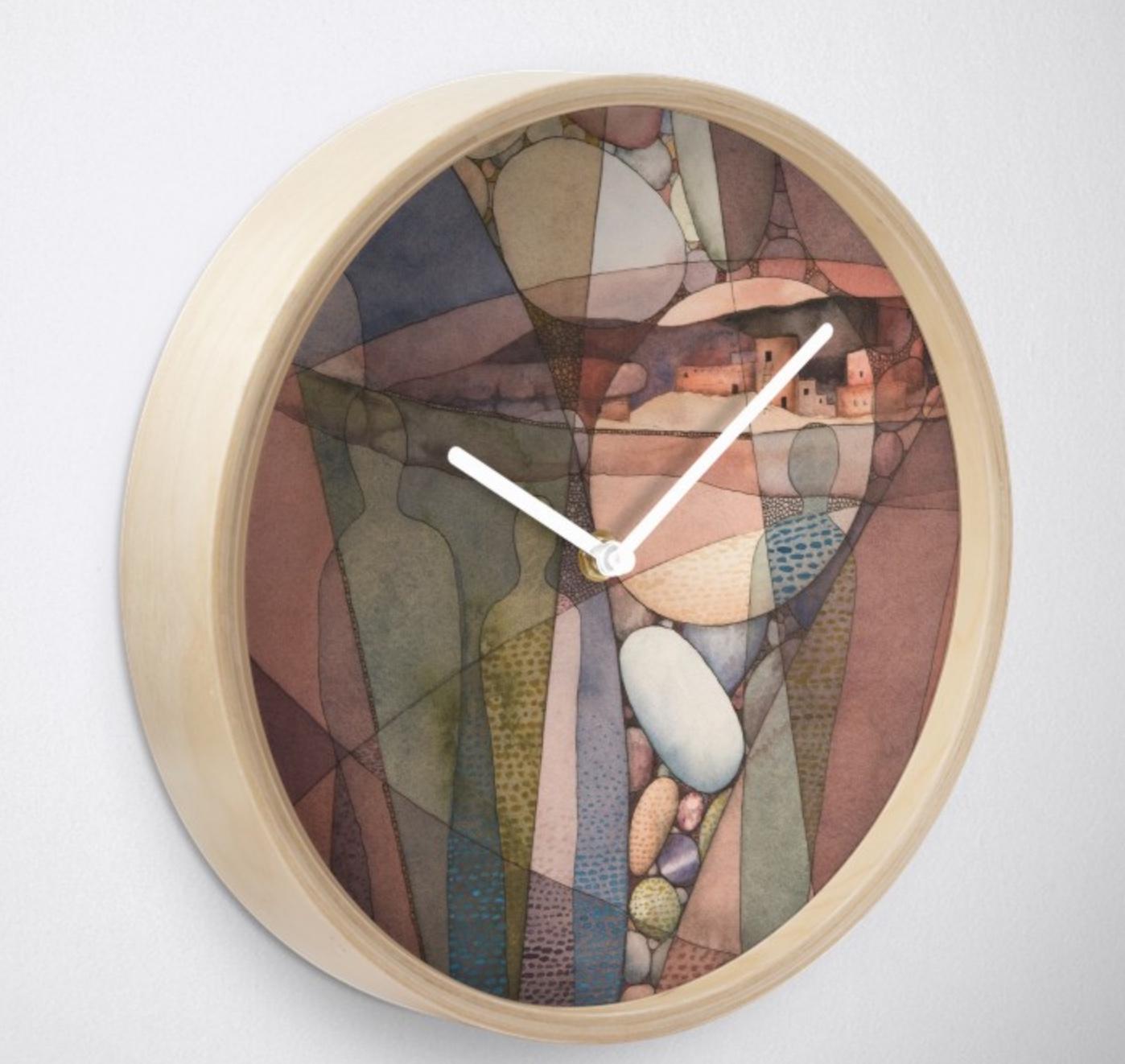 Canyon-Dwellers-Wall-Clock.jpeg