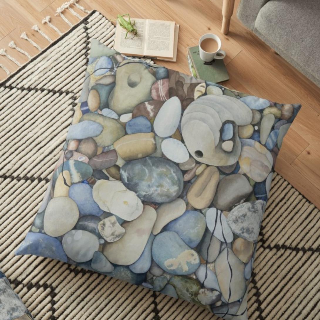 Pescadero-Beach-Pebbles-Floor-Pillow-1.jpeg