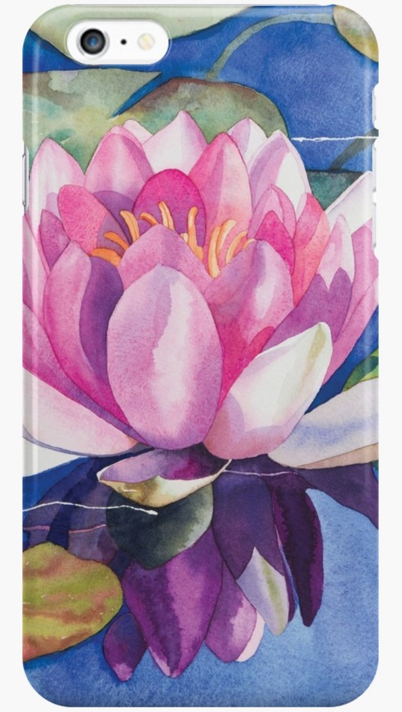 Pink-Water-Lily-iPhone-Skin.jpeg
