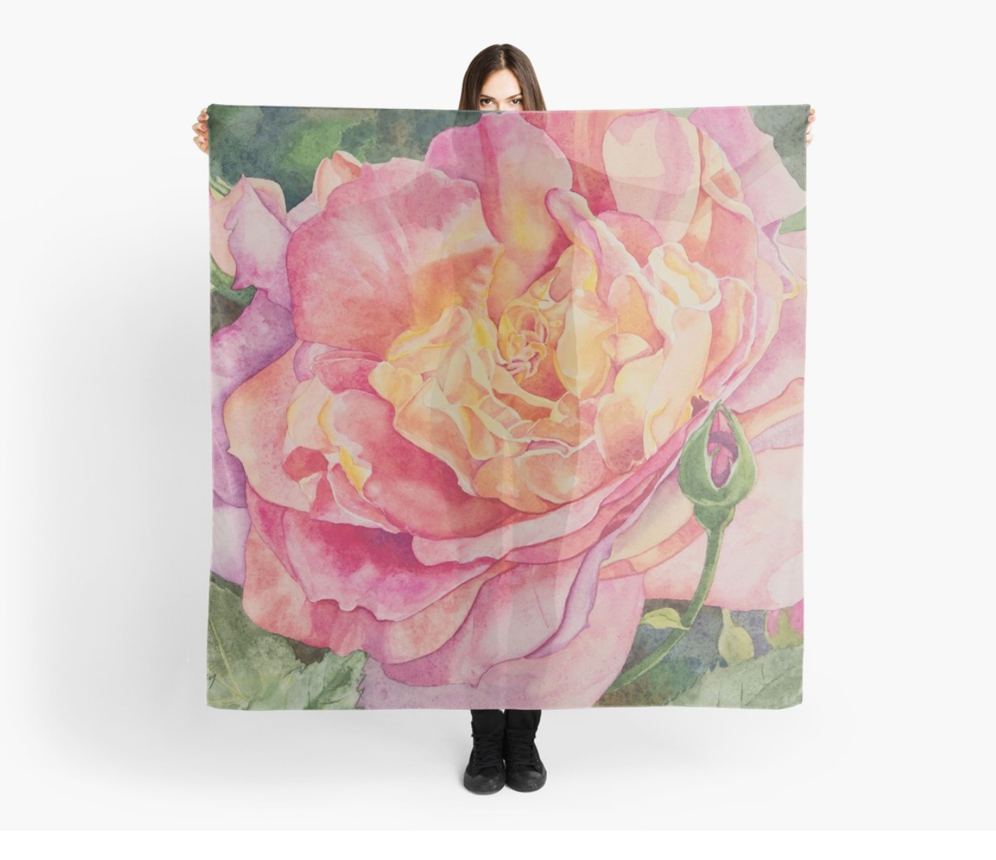 New! Elizabeth Rose  - This design is available in men's, women's and kids' apparel, home decor and gift items.