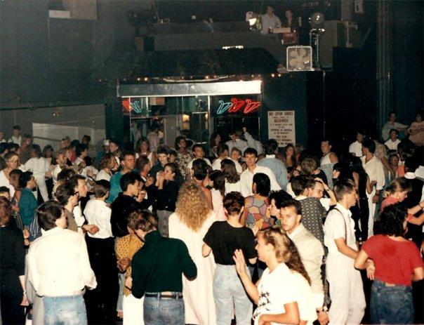 Numbers dancefloor 1986