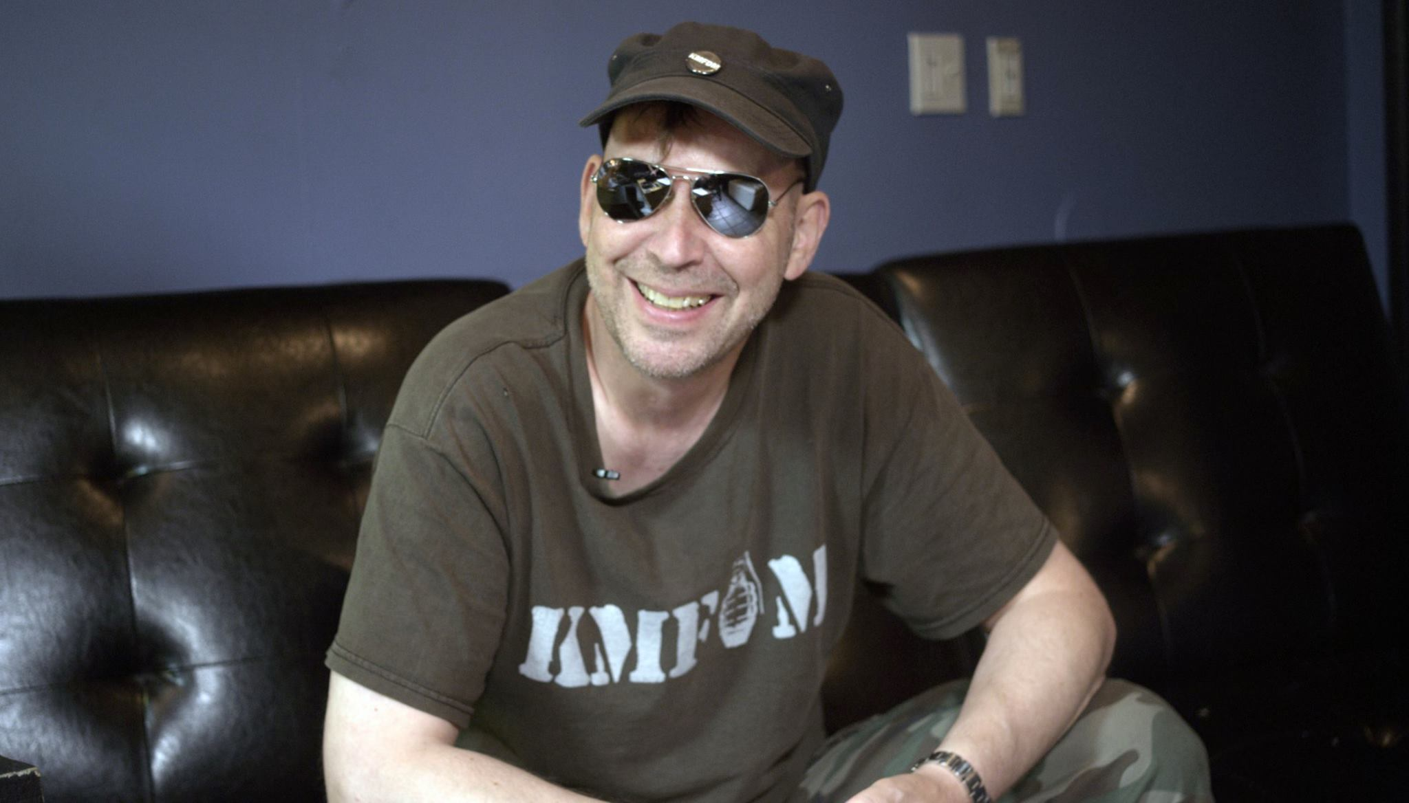 Interview with Sascha Konietzko from KMFDM