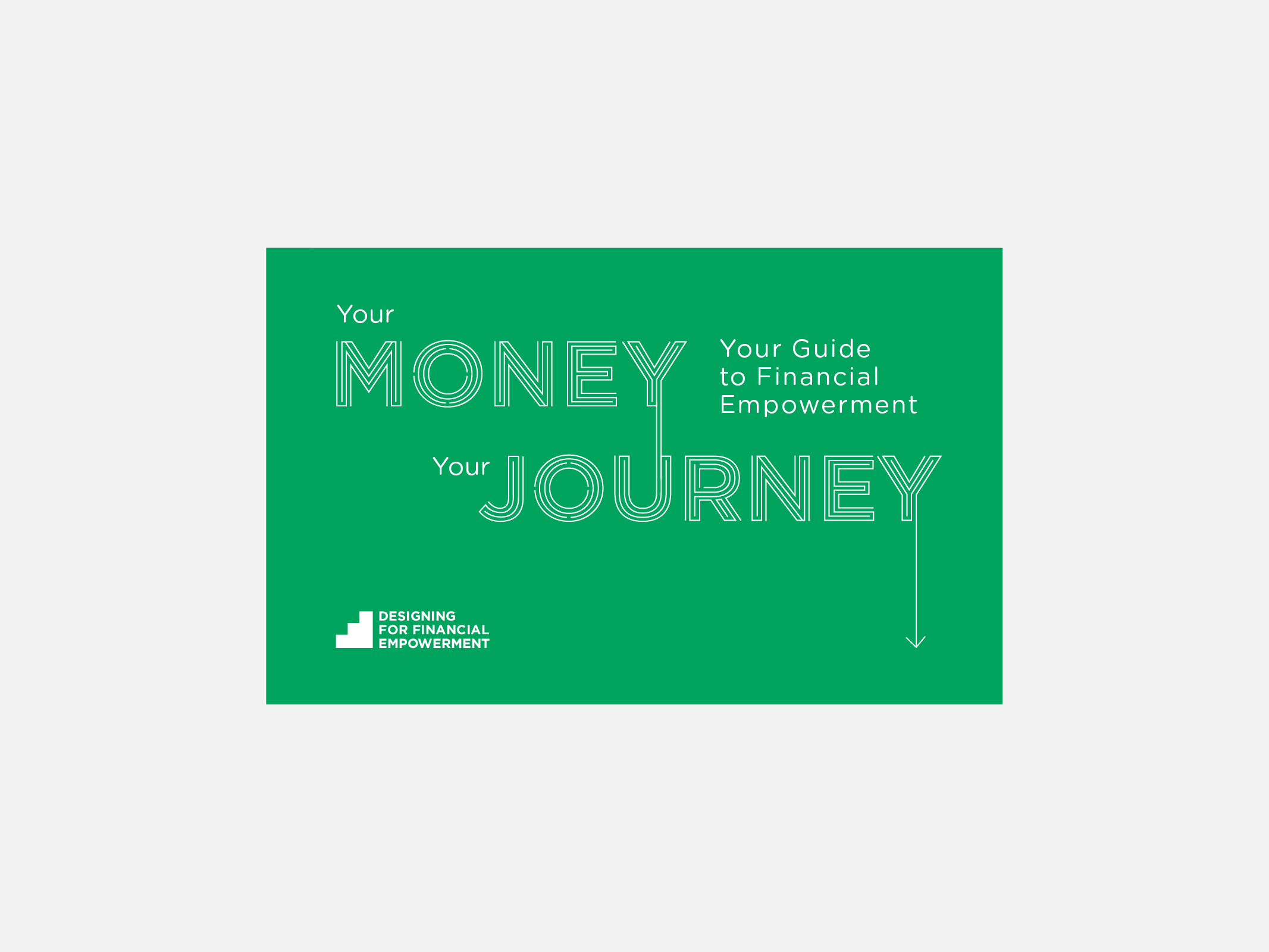Front Cover of Journey Map