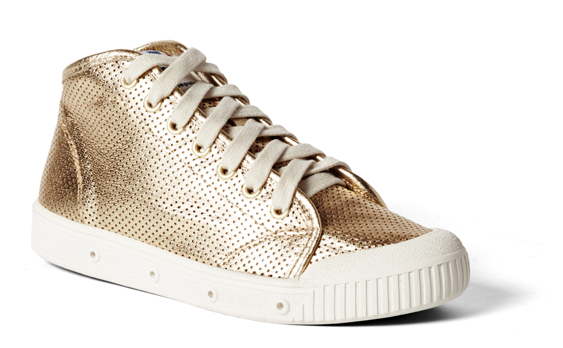 Womens B2 Punch Gold (Leather)