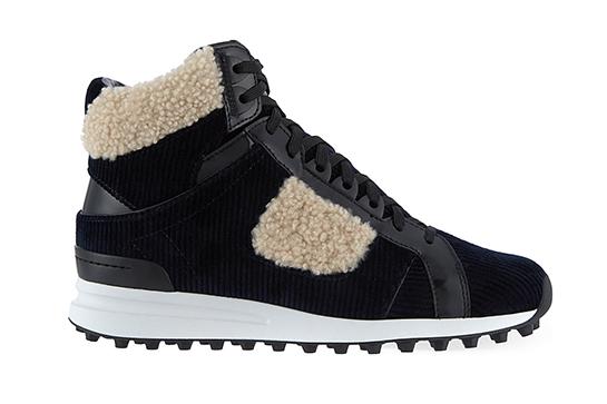 Phillip Lim Trance Hi Top Sneakers