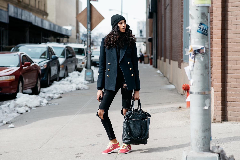 Imaan Hammam / New York