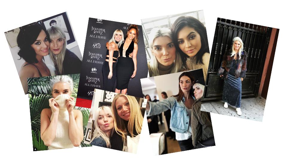 Photos via  Carly's Instagram