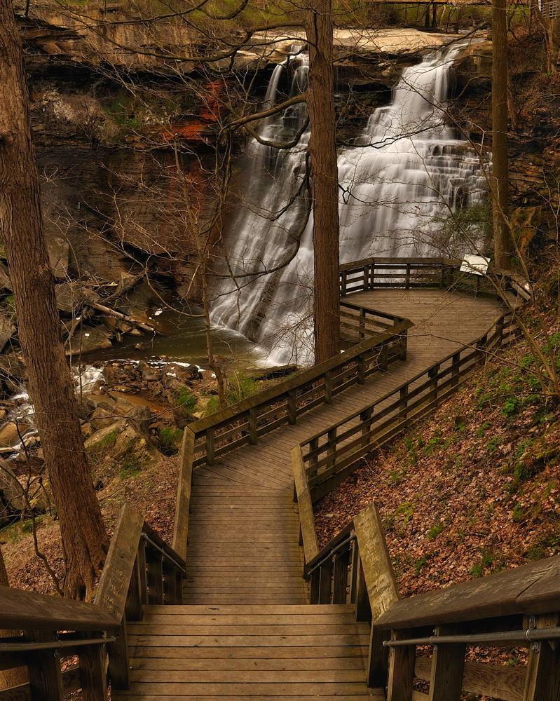 Brandywine Falls © Jeff Burcher