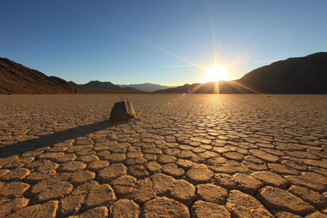 Death Valley National Park - California - (PHOTO: TOBKATRINA/SHUTTERSTOCK)