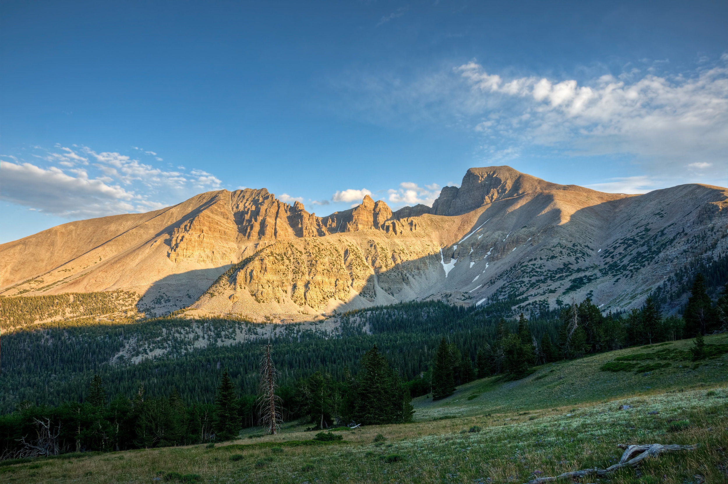 Wheeler Peak Stands Over Great Basin National Park –(PHOTO:Jeffrey T. Kreulen/SHUTTERSTOCK)