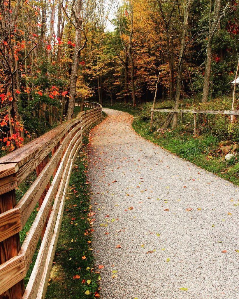 Cuyahoga Towpath Trail |© Jonathon Geiser