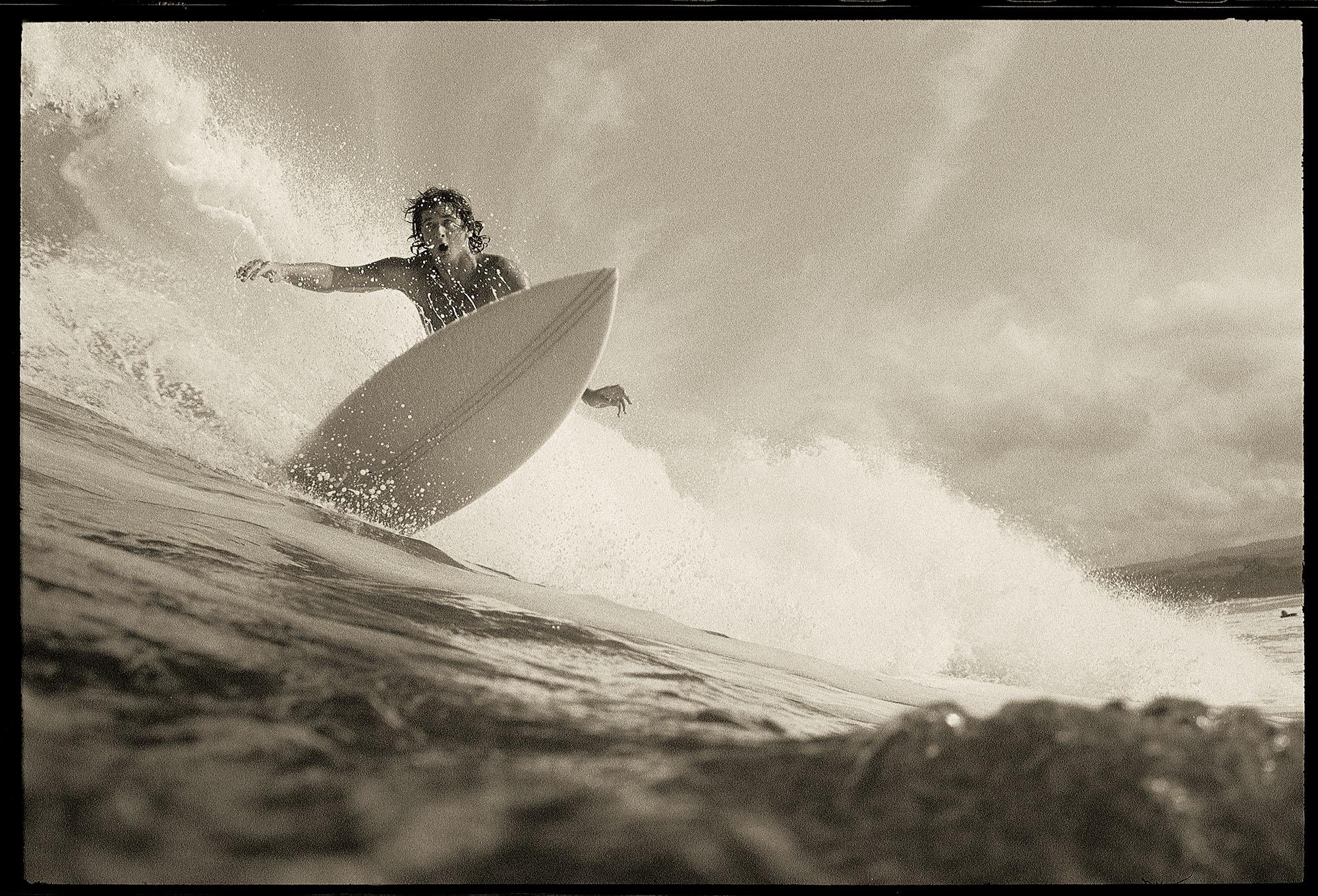 Mark Richards - Haleiwa – 1976