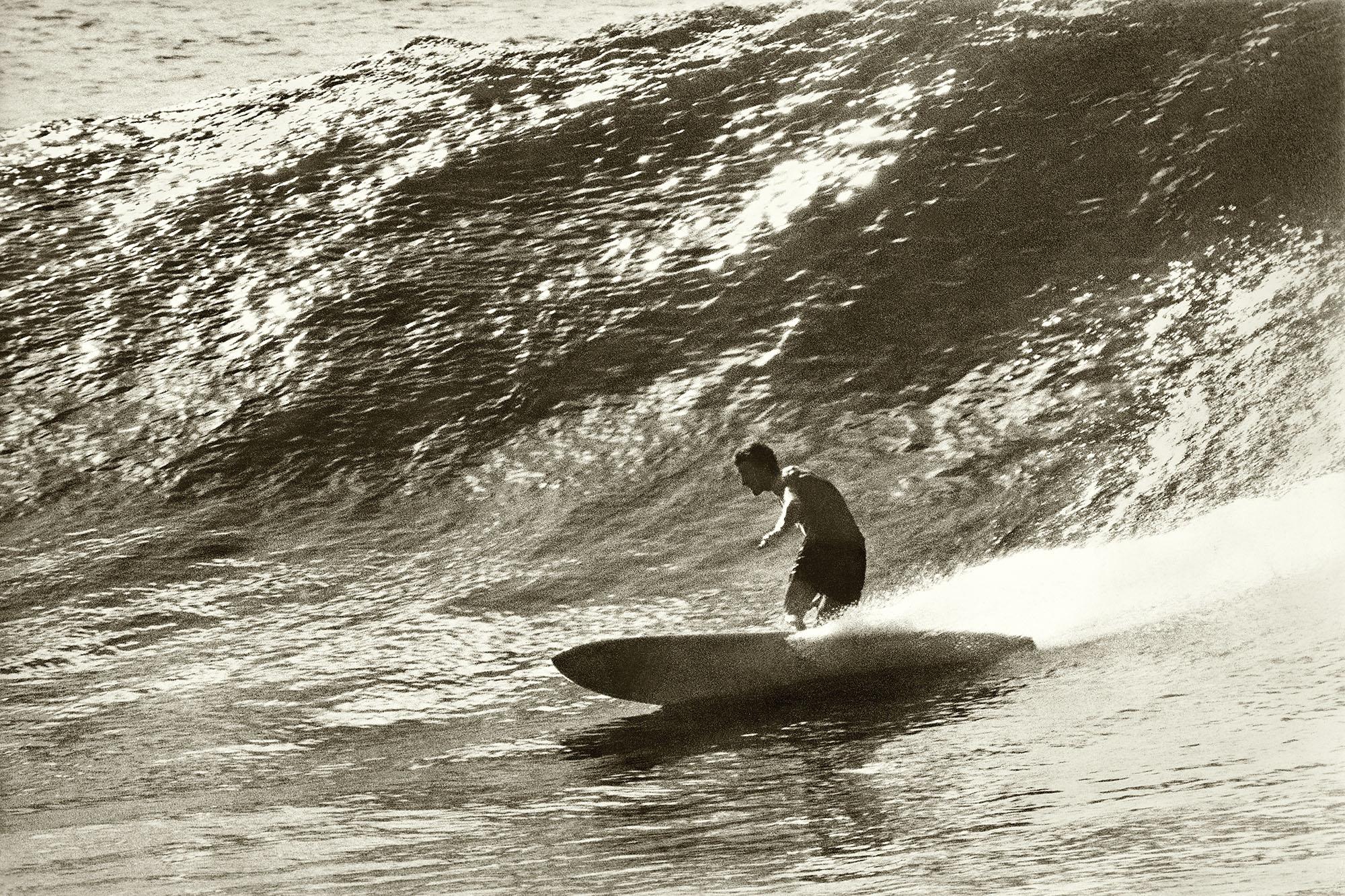 Nat Young - Honolua Bay - 1967