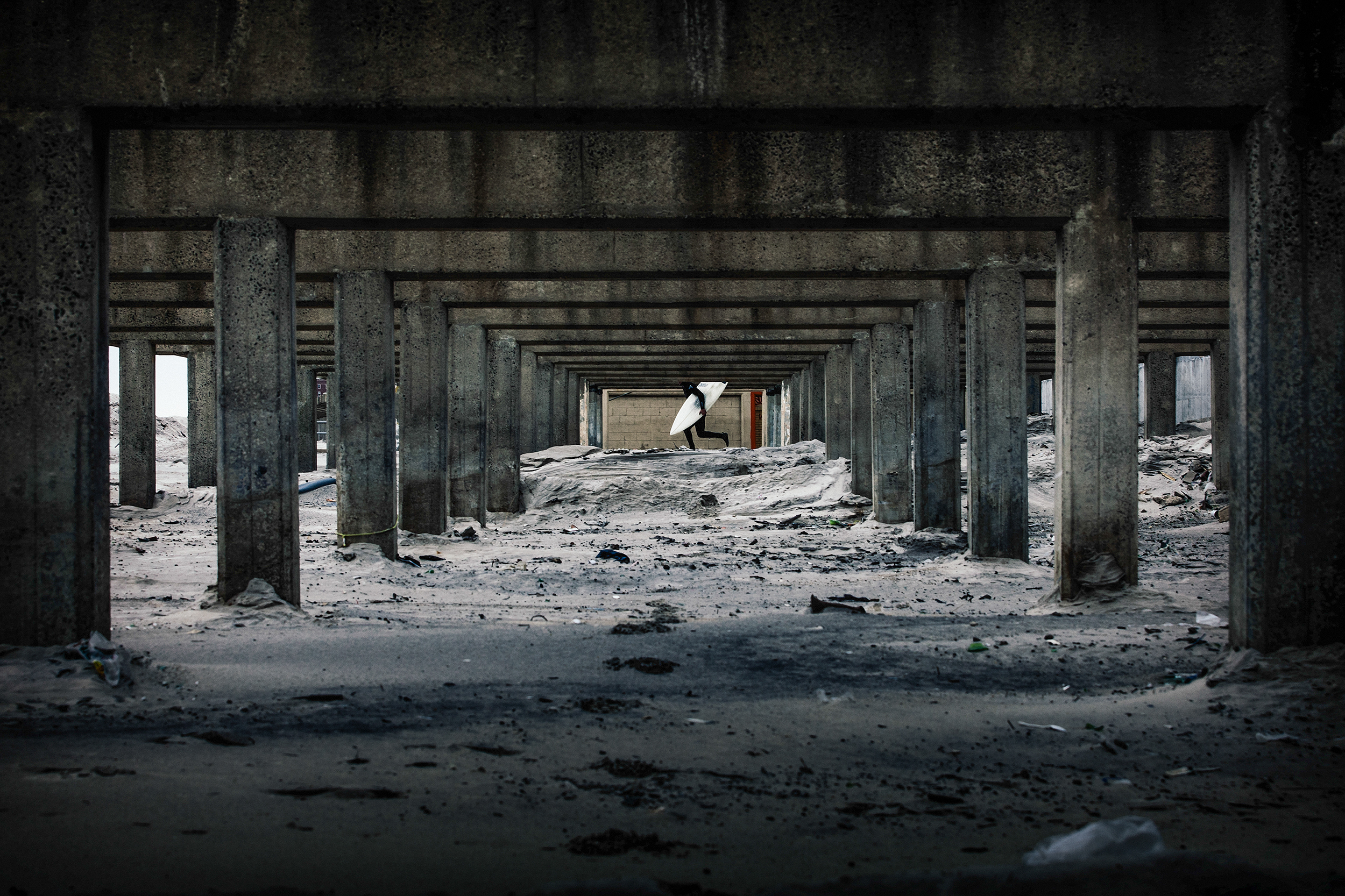 After Hurricane Sandy, Long Beach, NY - Rob Bielawski