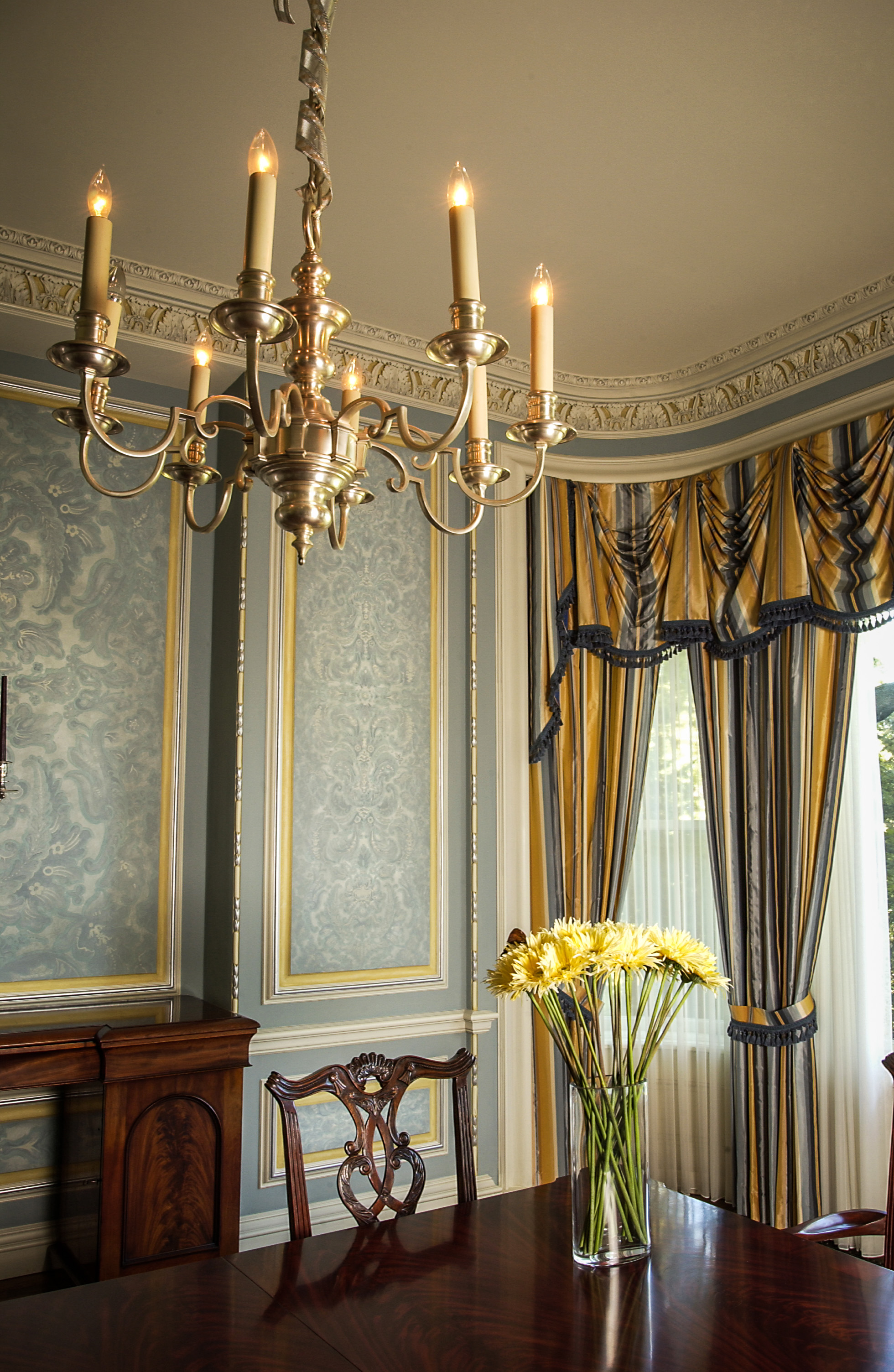 Tate Residence Dining Room