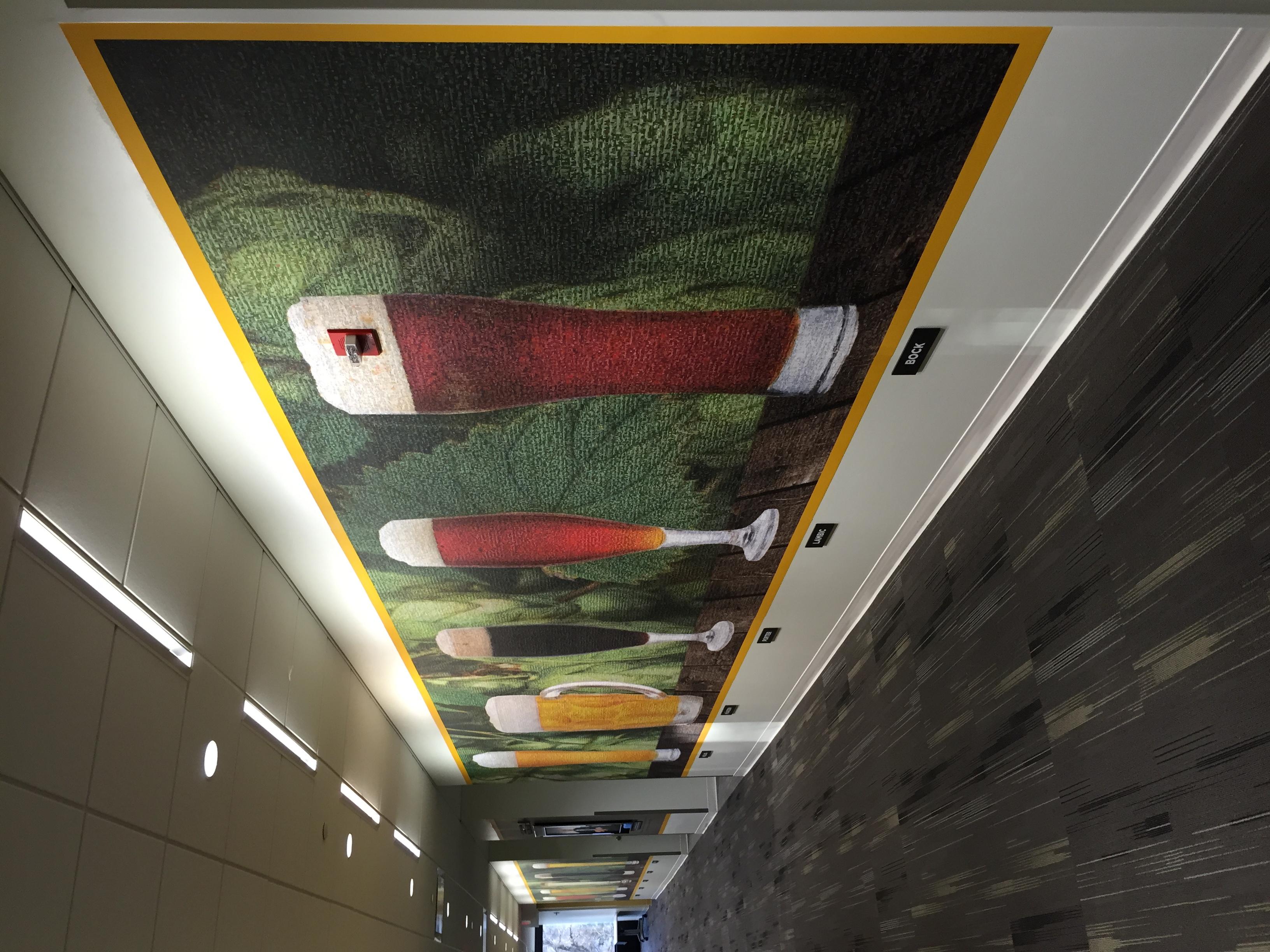 Graham MacKay Learning Center Mural Detail