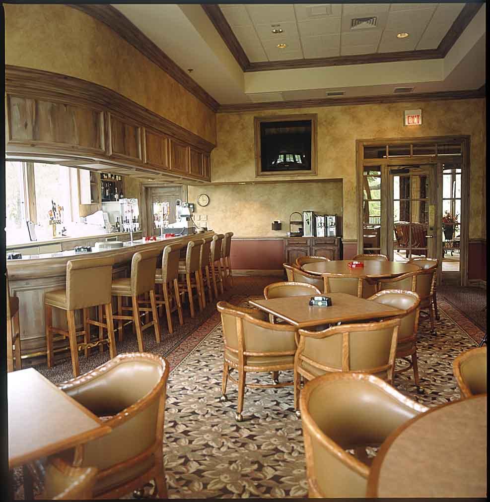 Racine Country Club Bar
