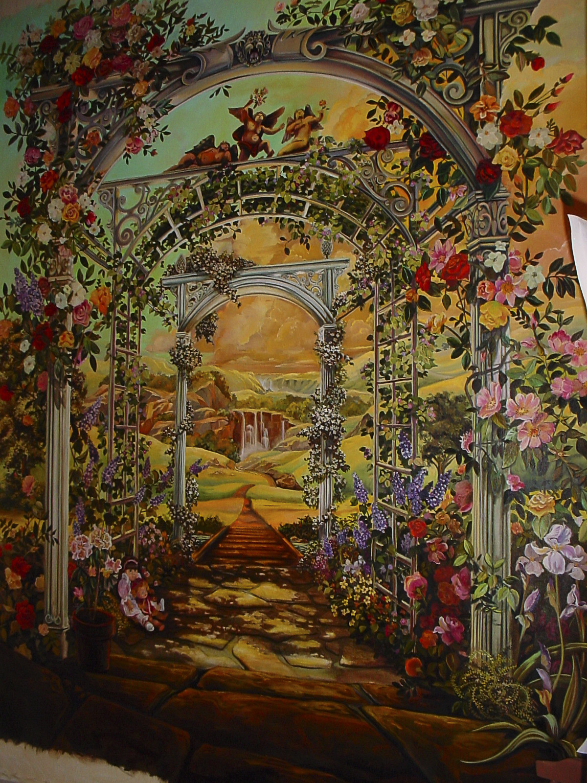 Private Residence Murals