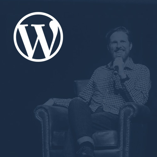Brand Book - WordPress.com / AutomatticIn 2019, the WordPress.com brand strategy, voice, tone, and visual style was revamped, documented in a new brand book, and relaunched.