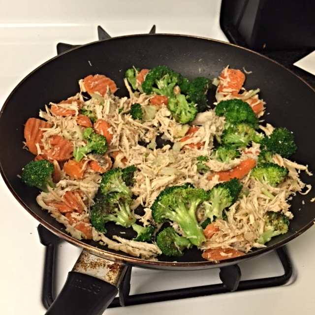 vegetables miracle fried rice healthy recipe