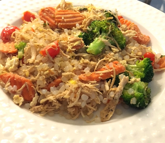 healthy fried rice miracle noodle recipe gluten free