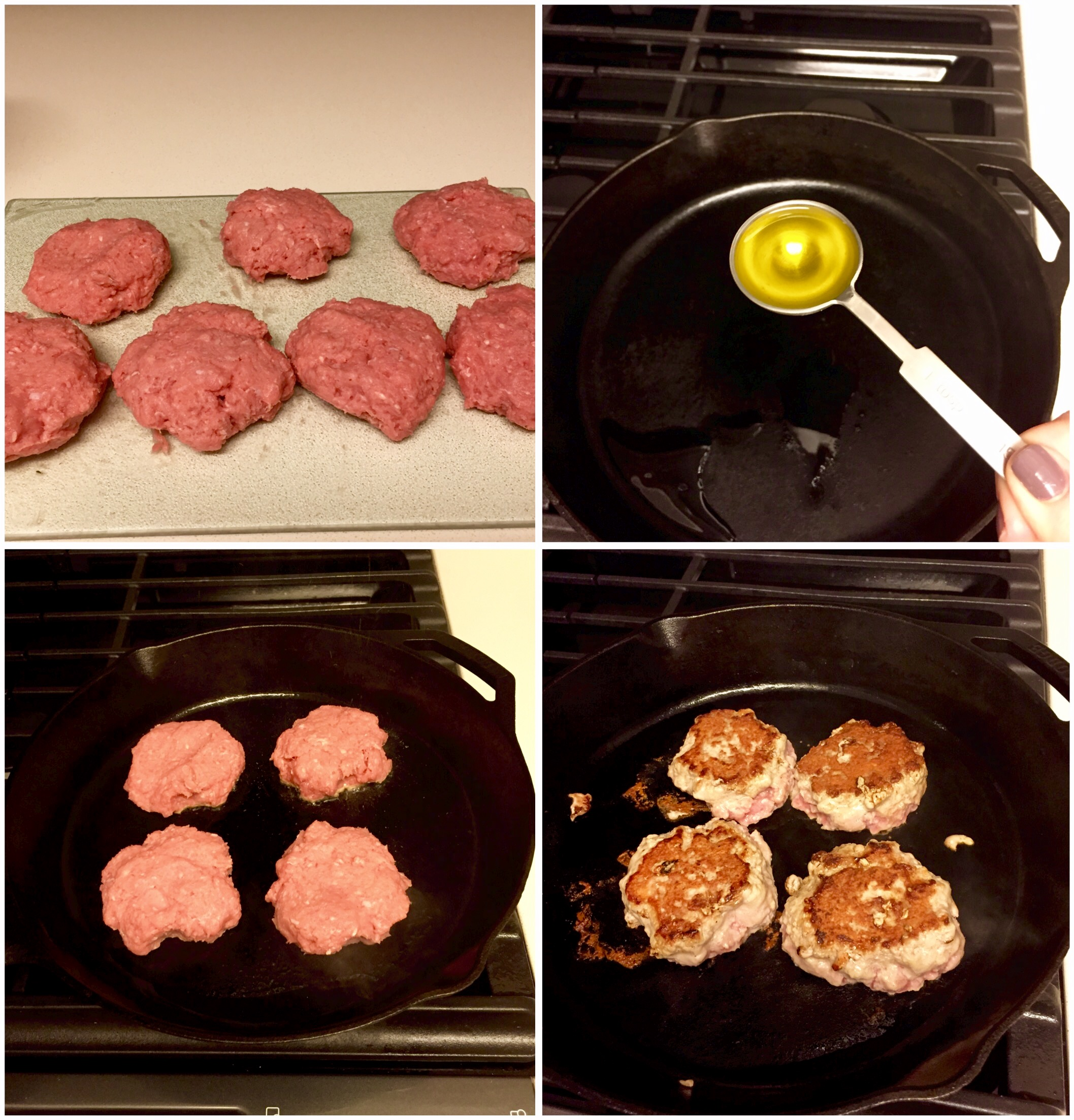 paleo turkey burger patties recipe