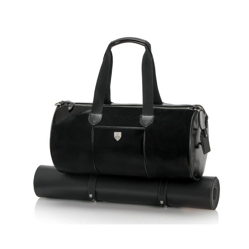 men fashion luxury gym bag stylish park