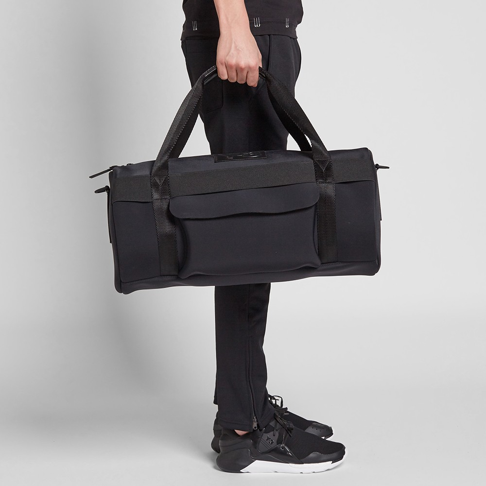 y3 qasa gym bag men