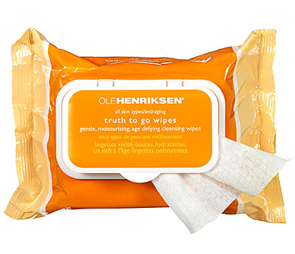 break out from sweat ole henriksen wipes
