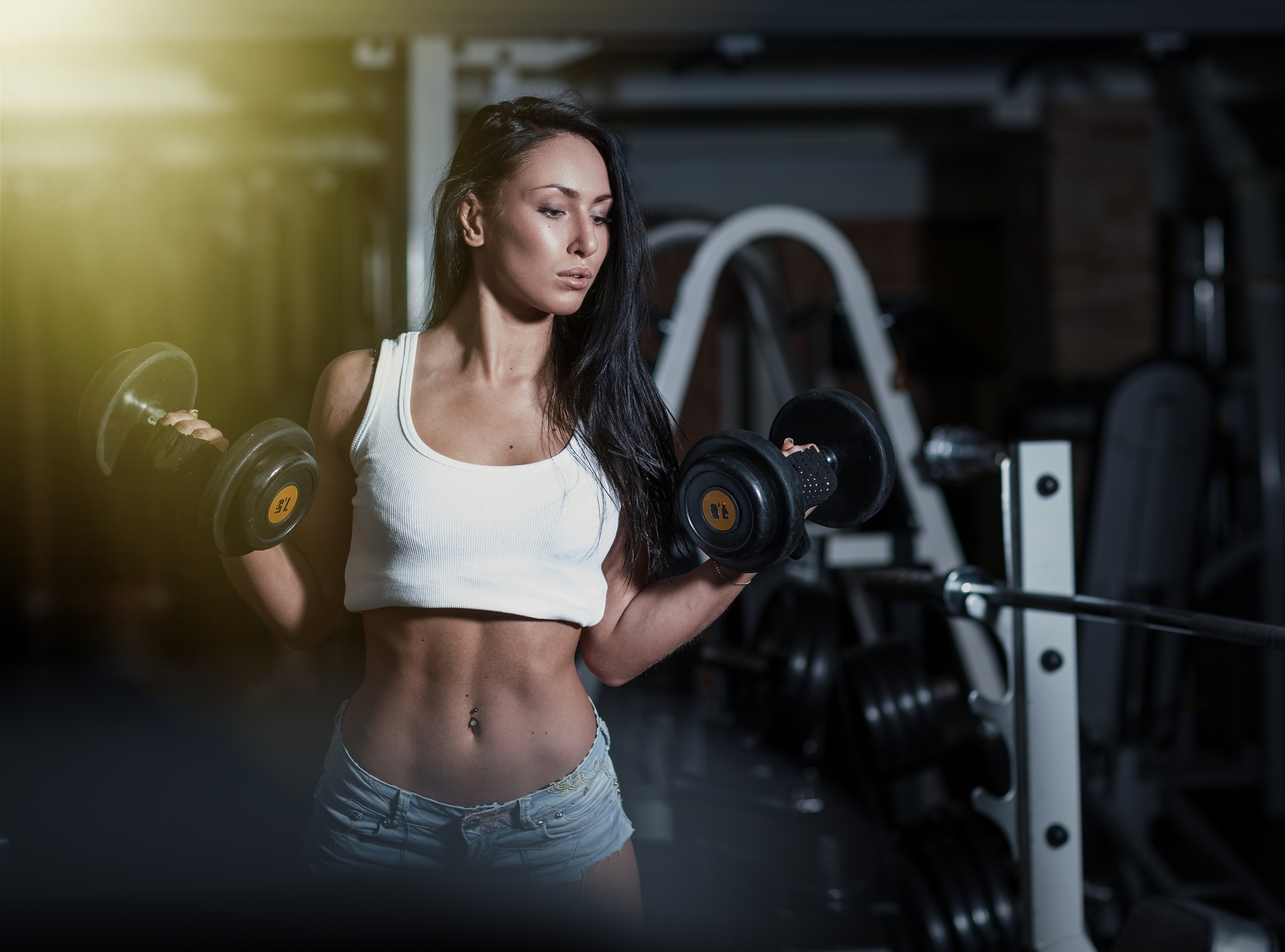 woman training with Fit Pro Active in NY
