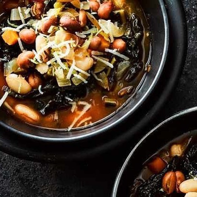 A delicious sounding minestrone from @olivemagazine https://buff.ly/2lDBZTD #minestrone #minestronesoup #soup #winterwarmer #winter #autumn #foodideas #recipes #recipeidea #dinner #lunch #foodporn #foodlover #delicious #heartymeal #food #healthyfood #healthyeating #OliveOil