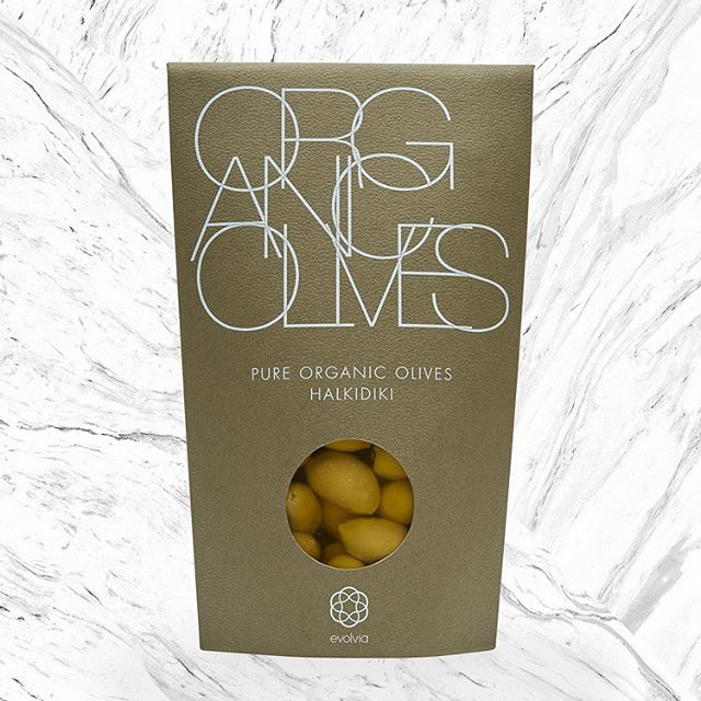 Whole Organic Olives - Halkidiki. See our full range and order for free UK delivery at by-evolve.com #organic #olives #snacks #snack #food #gift #giftidea #luxury #luxuryfood #luxurylifestyle #healthyfood #healthyeating #healthylifestyle #delicious #freedelivery