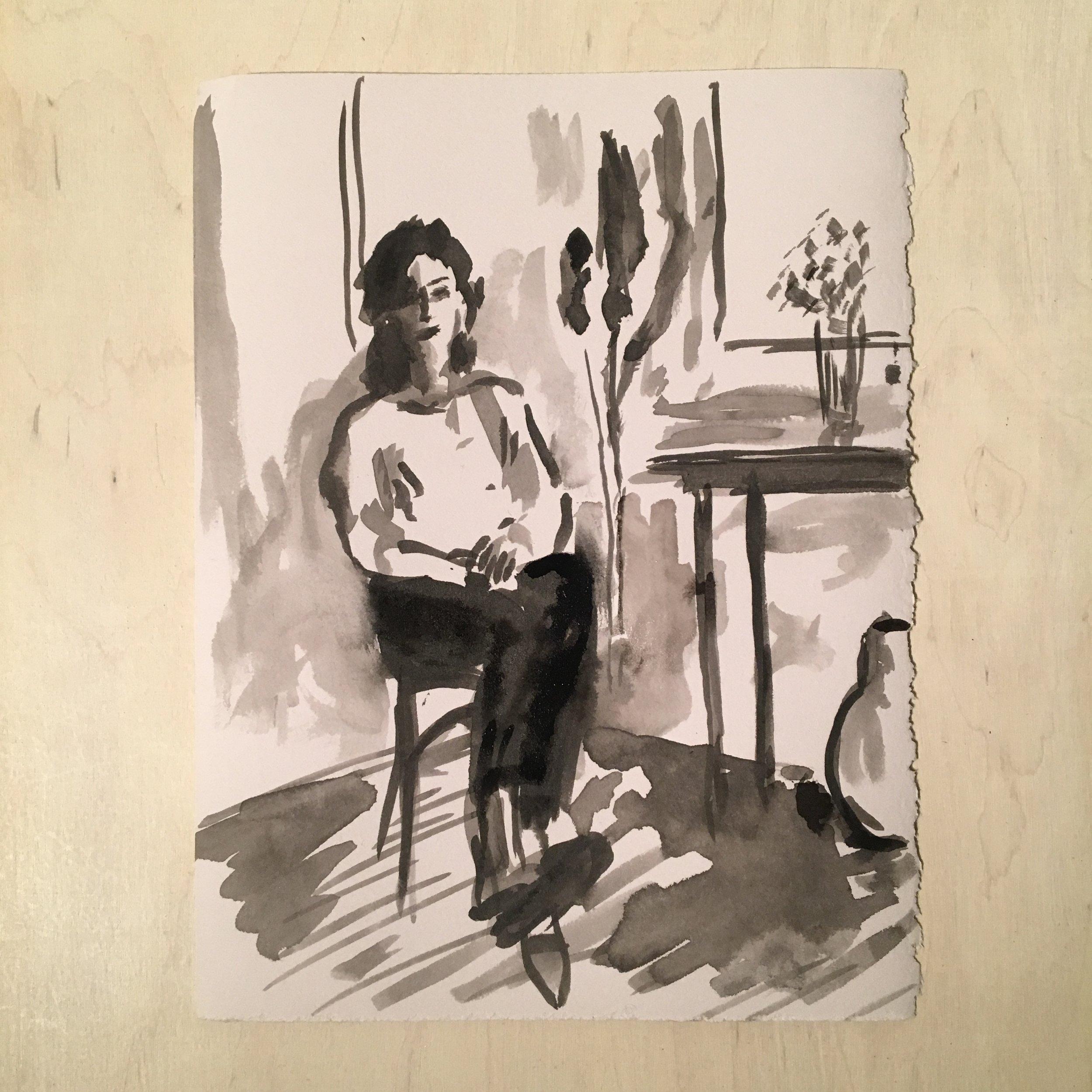 Sun Room, 2018