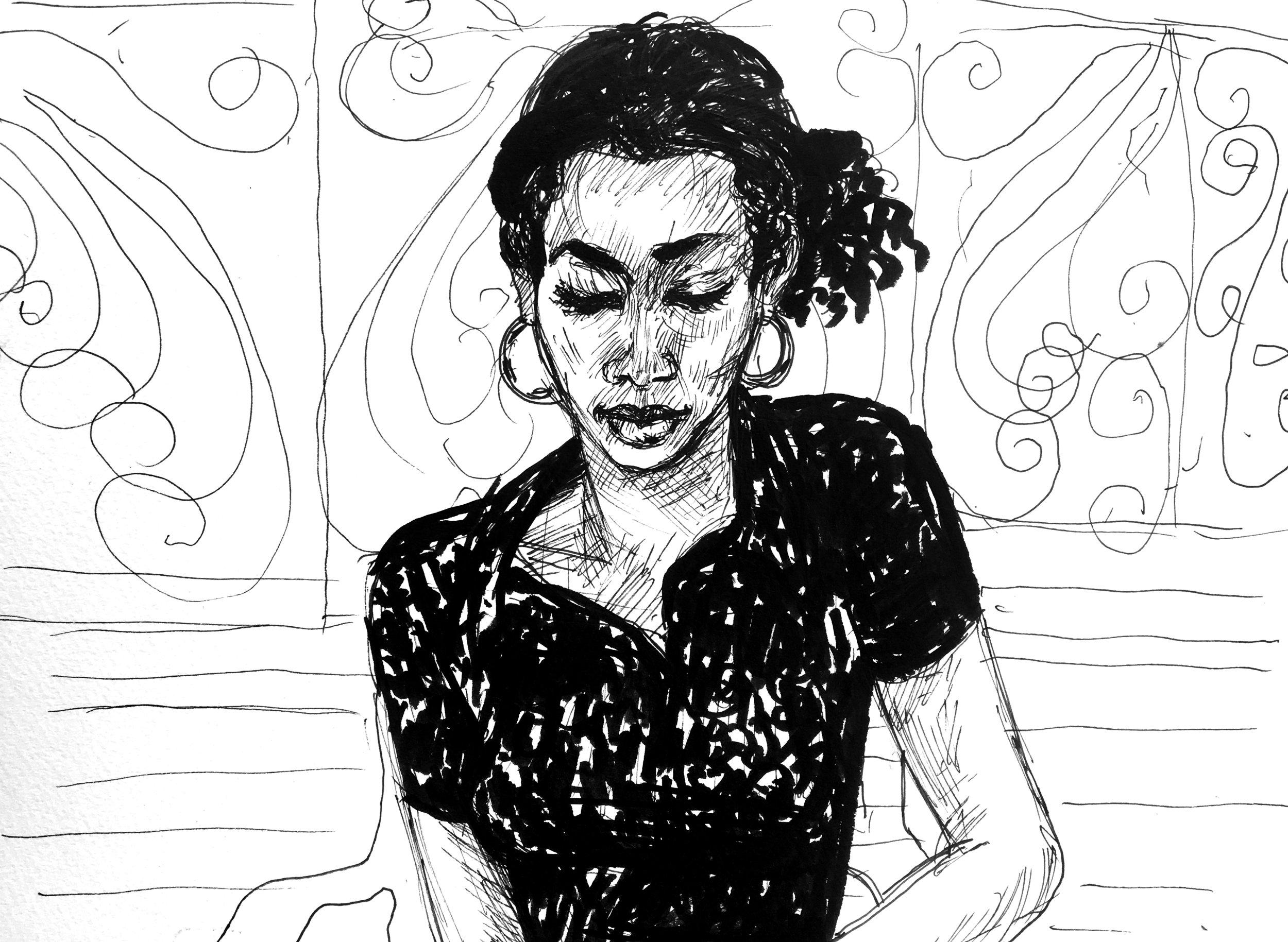 Jasmine, 2017