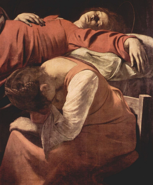 """Michelangelo Caravaggio 070"" by Michelangelo Merisi da Caravaggio - The Yorck Project: 10.000 Meisterwerke der Malerei. DVD-ROM, 2002. ISBN 3936122202. Distributed by DIRECTMEDIA Publishing GmbH.. Licensed under Public Domain via Wikimedia Commons"