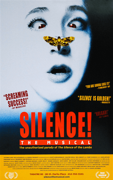 Silence! the Musical Off-Broadway Poster.png