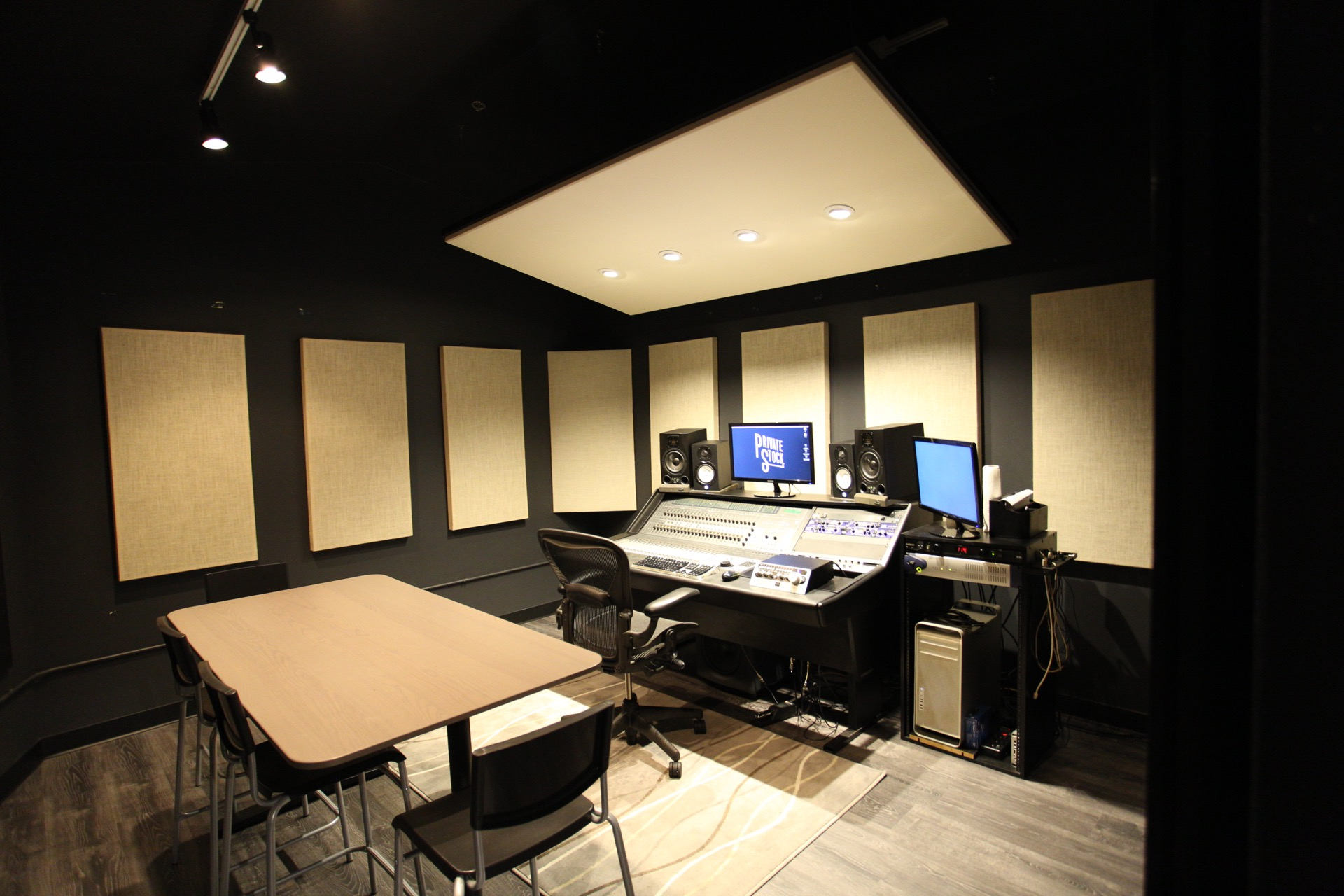 Recording Studio Room A