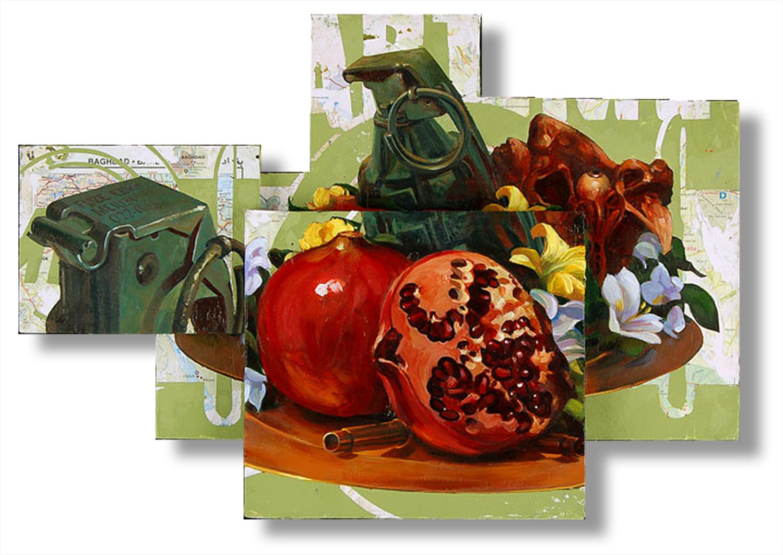 Pomegranates: WtMR #12