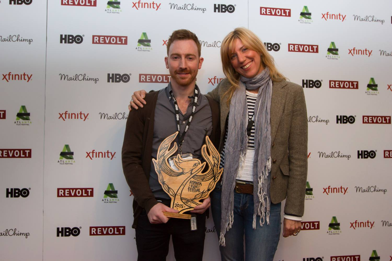 "Ian Samuels ""Filmmaker-to-watch"" at Atlanta Film Festival"