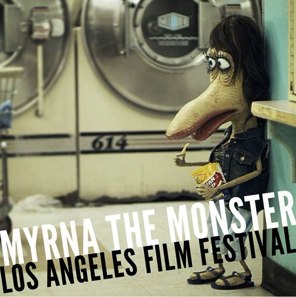 Myrna is playing at LAFF this June!!!