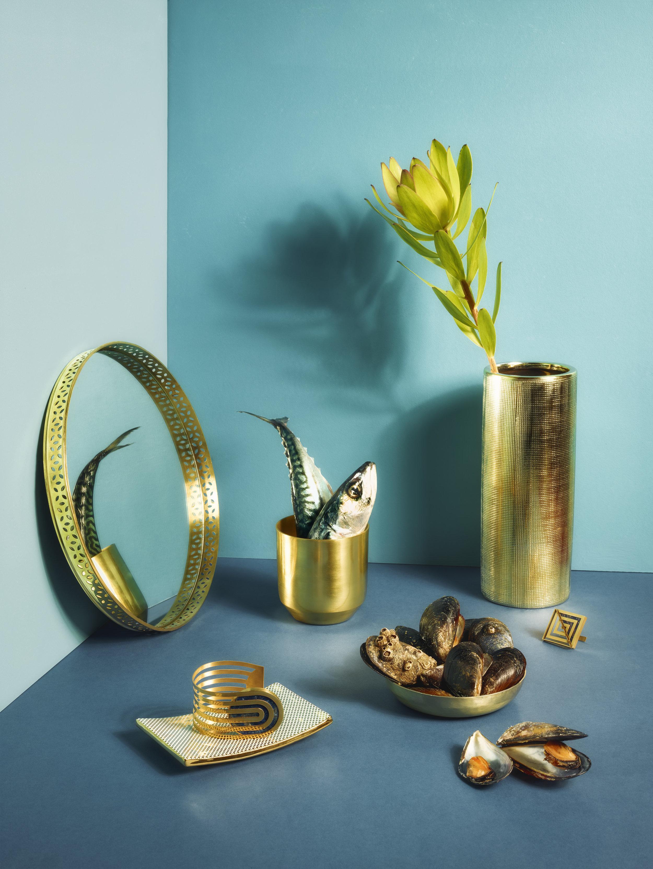 O PEIXE e a JOALHARIA |  Fish and Jewelry