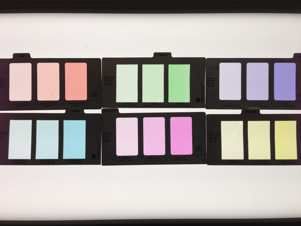 color correcting gels for film photography. http://raykophotocenter.com/