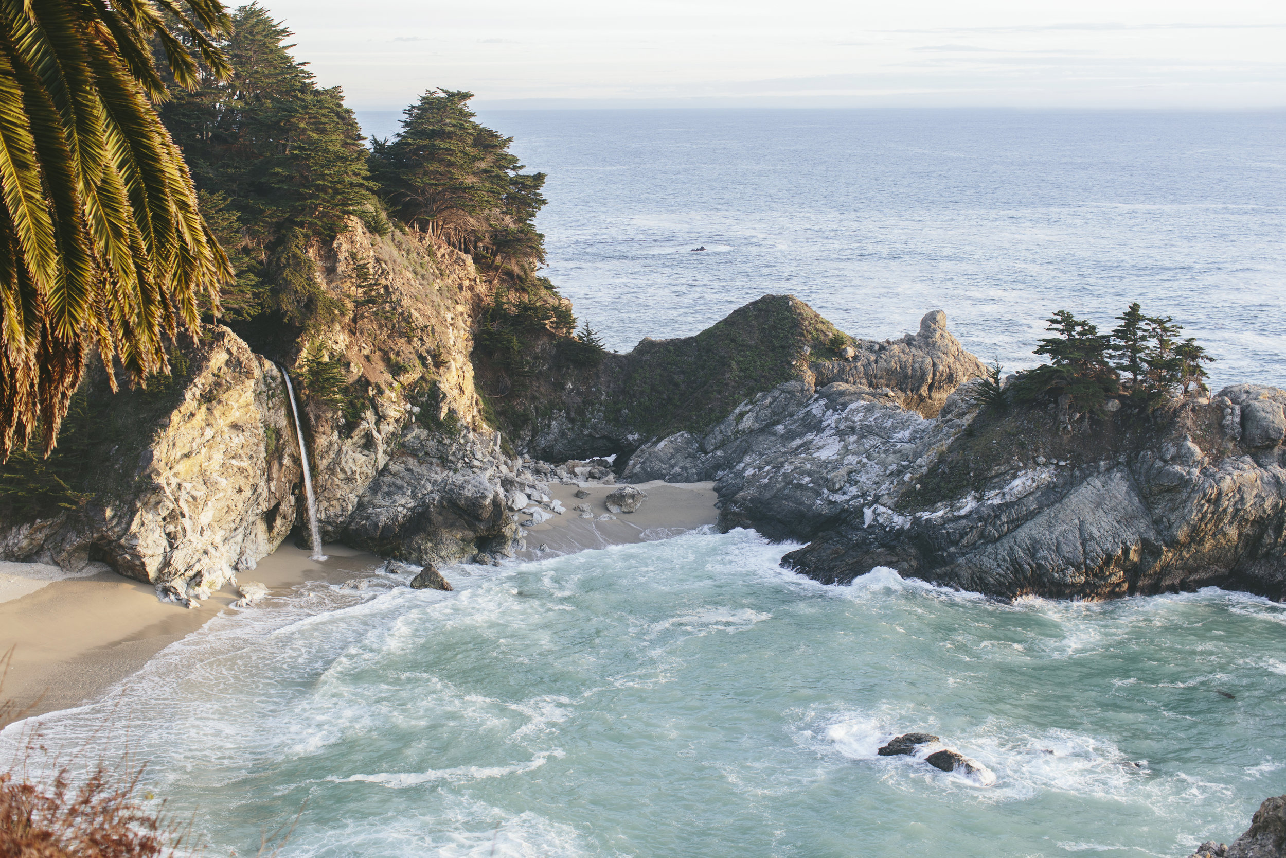 post card perfect: julia pfeiffer burns state park