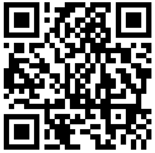 Scan the code to download our mobile app and check our our great resources and videos! -